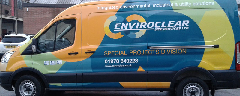 Vehicle wraps example
